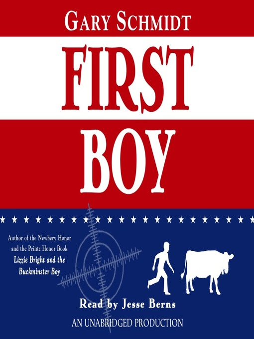 Title details for First Boy by Gary D. Schmidt - Available