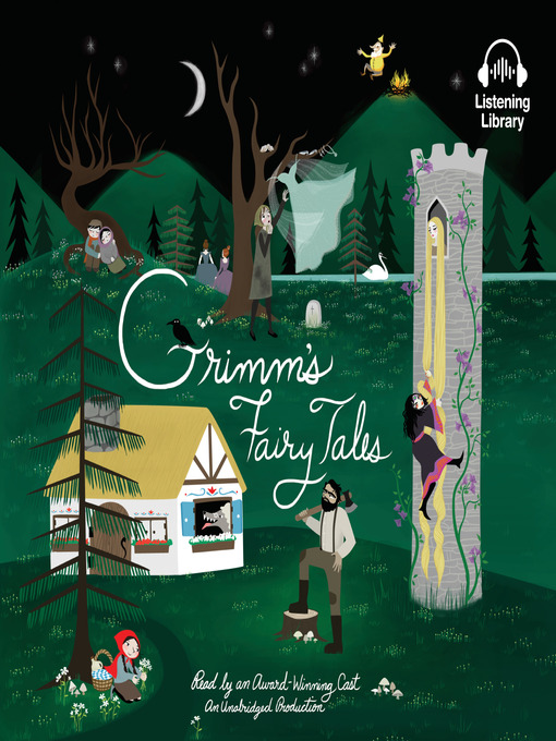 Title details for Grimm's Fairy Tales by Brothers Grimm - Wait list