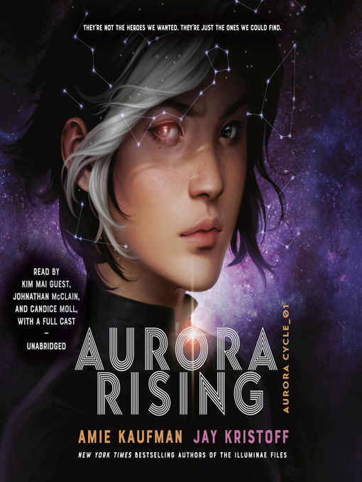 Title details for Aurora Rising by Amie Kaufman - Wait list