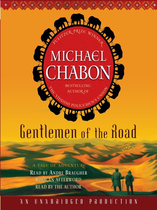 Title details for Gentlemen of the Road by Michael Chabon - Wait list