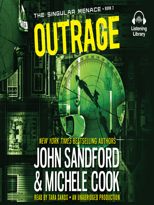 Title details for Outrage by John Sandford - Wait list