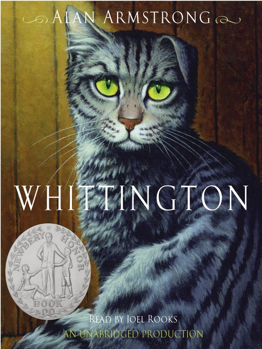 Title details for Whittington by Alan Armstrong - Wait list