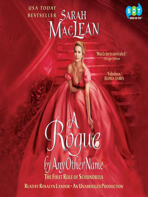 Title details for A Rogue by Any Other Name by Sarah MacLean - Wait list