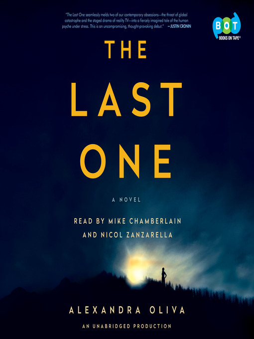 Title details for The Last One by Alexandra Oliva - Available