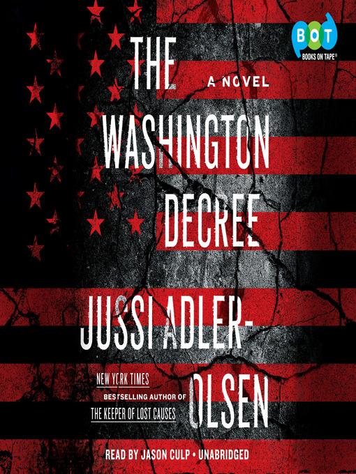 Title details for The Washington Decree by Jussi Adler-Olsen - Wait list