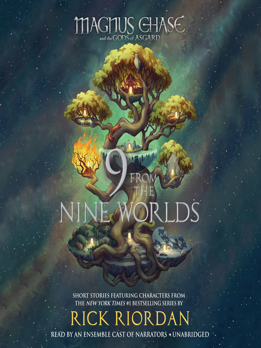 Title details for 9 From the Nine Worlds by Rick Riordan - Wait list