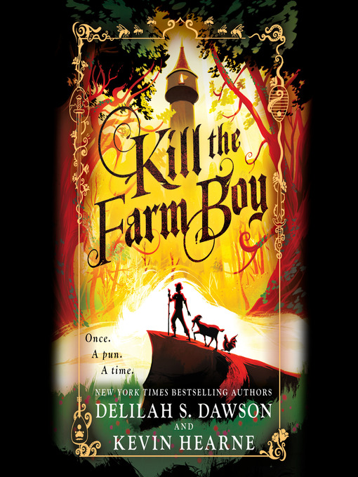 Title details for Kill the Farm Boy by Kevin Hearne - Wait list
