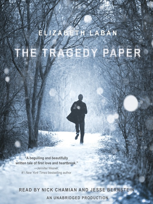 Title details for The Tragedy Paper by Elizabeth Laban - Available