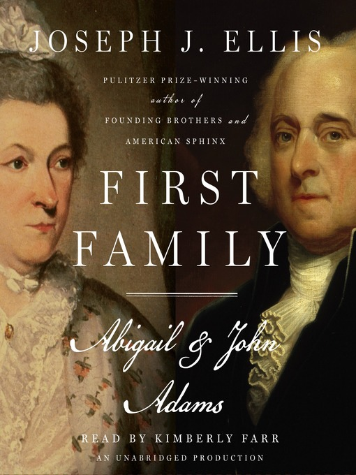 Title details for First Family by Joseph J. Ellis - Available