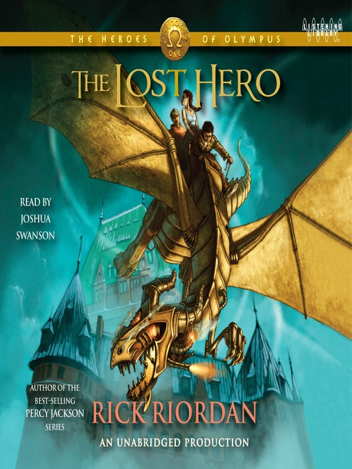 Title details for The Lost Hero by Rick Riordan - Wait list