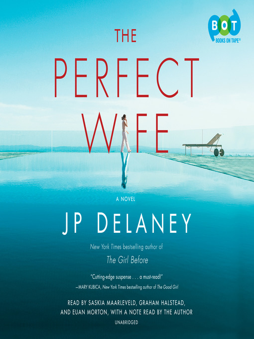 Title details for The Perfect Wife by JP Delaney - Available