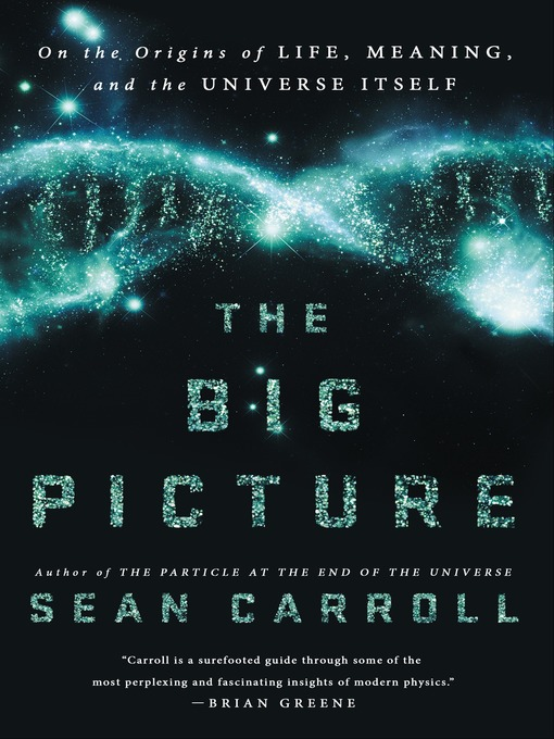 Title details for The Big Picture by Sean Carroll - Available