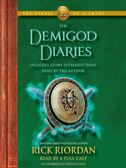 Title details for The Demigod Diaries by Rick Riordan - Available