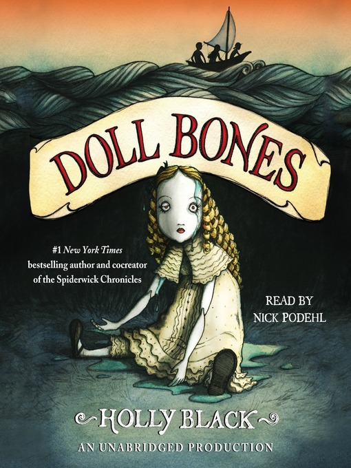 Title details for Doll Bones by Holly Black - Wait list