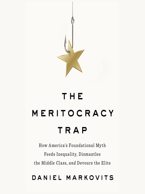Cover of The Meritocracy Trap