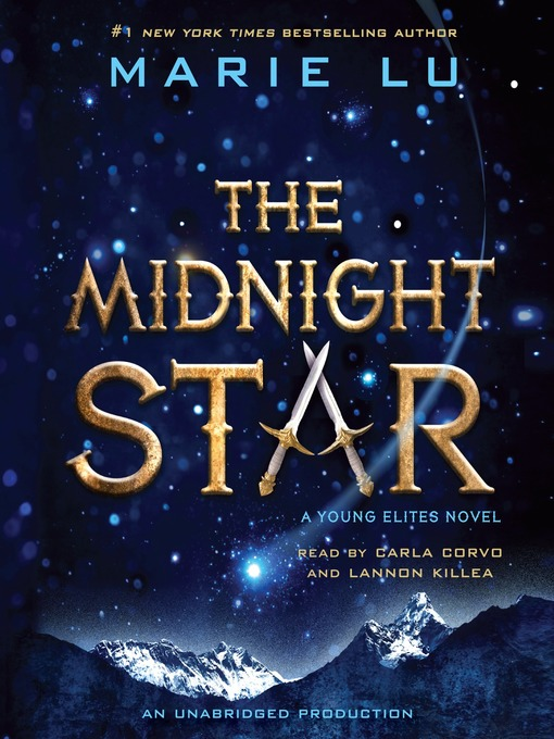 Title details for The Midnight Star by Marie Lu - Wait list