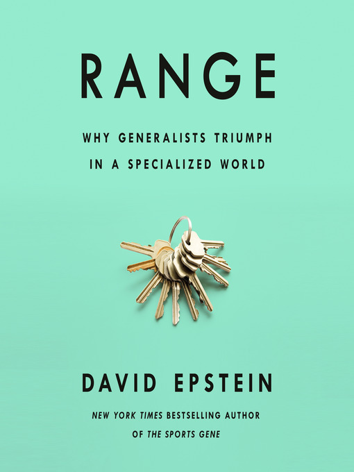 Cover image for book: Range