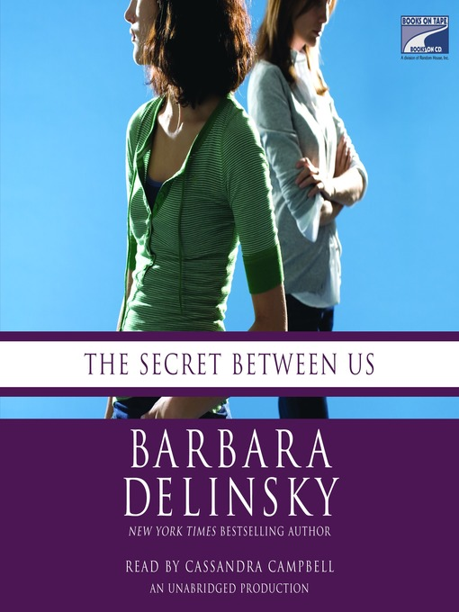 Title details for The Secret Between Us by Barbara Delinsky - Available