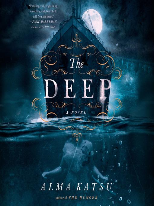 Title details for The Deep by Alma Katsu - Wait list