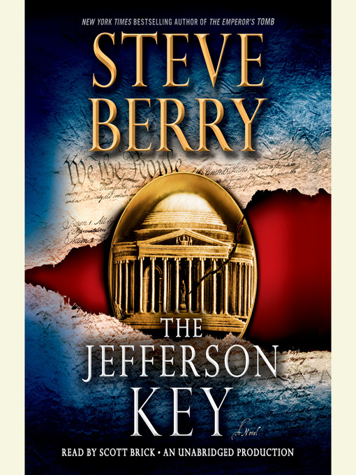 Title details for The Jefferson Key by Steve Berry - Available