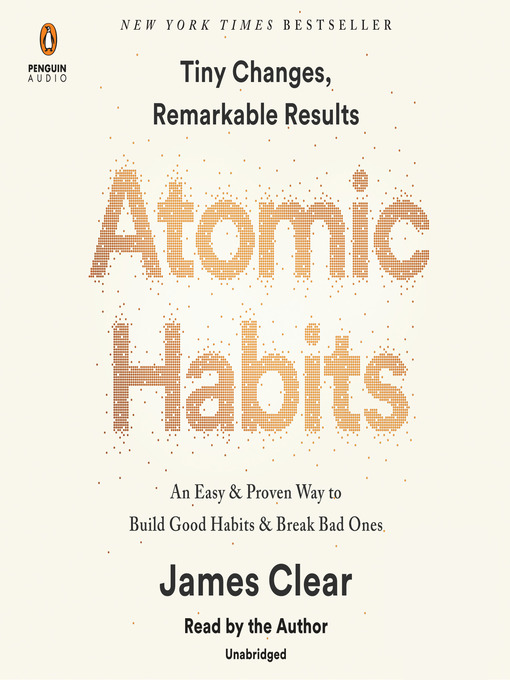Title details for Atomic Habits by James Clear - Wait list