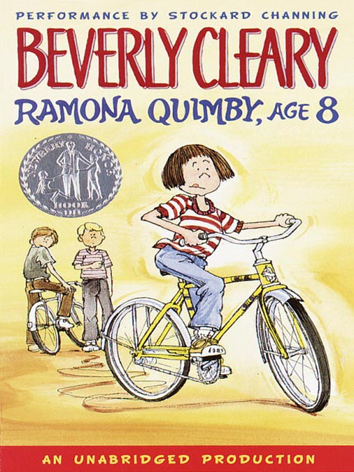 Title details for Ramona Quimby, Age 8 by Beverly Cleary - Wait list