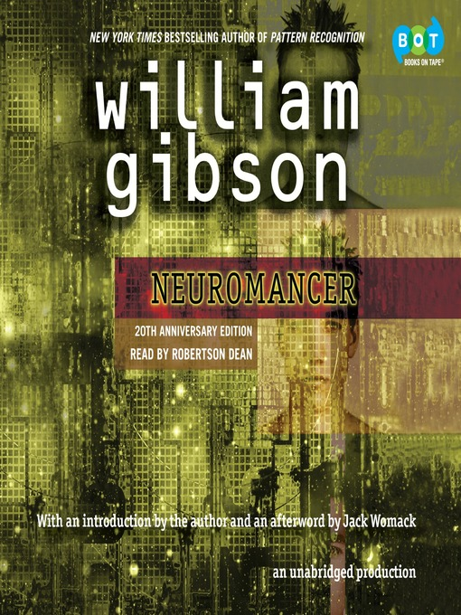 Title details for Neuromancer by William Gibson - Wait list