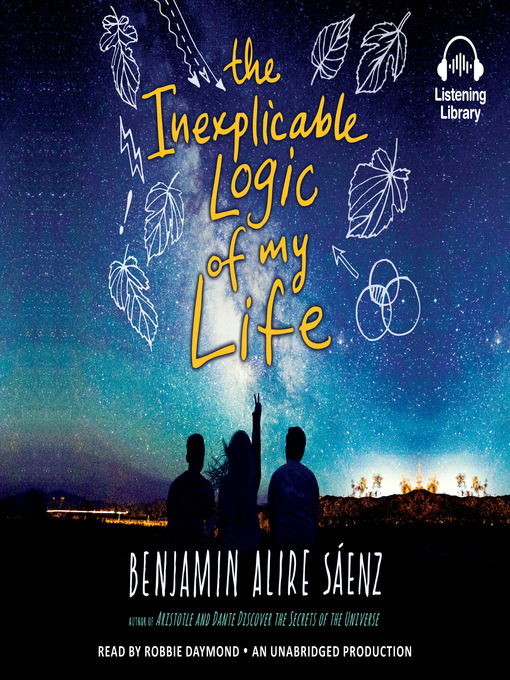 Title details for The Inexplicable Logic of My Life by Benjamin Alire Sáenz - Wait list