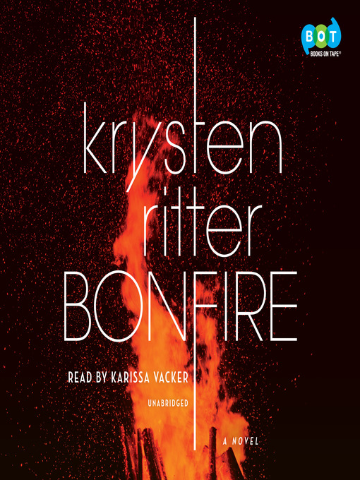 Title details for Bonfire by Krysten Ritter - Available