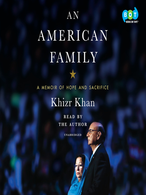 Title details for An American Family by Khizr Khan - Available