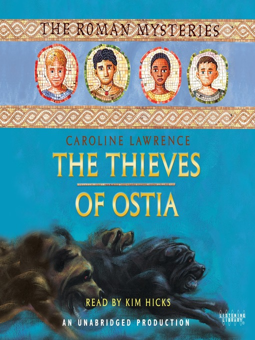 Title details for The Thieves of Ostia by Caroline Lawrence - Available