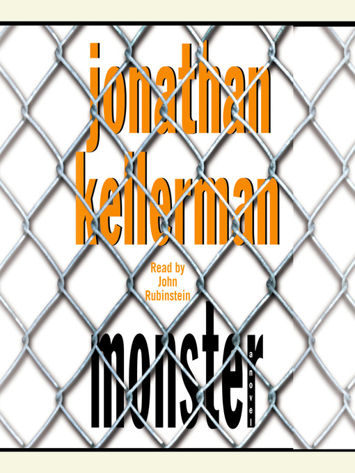 Title details for Monster by Jonathan Kellerman - Available