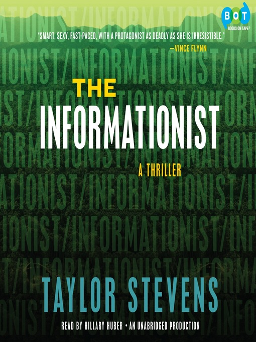 Title details for The Informationist by Taylor Stevens - Available
