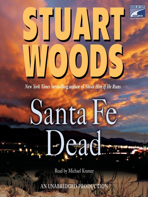 Title details for Santa Fe Dead by Stuart Woods - Wait list