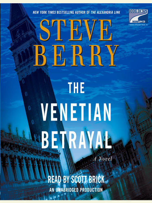 Title details for The Venetian Betrayal by Steve Berry - Wait list