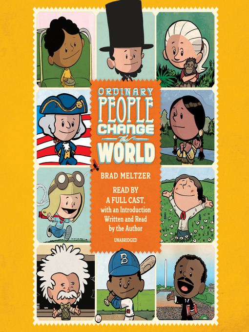 Title details for Ordinary People Change the World by Brad Meltzer - Wait list