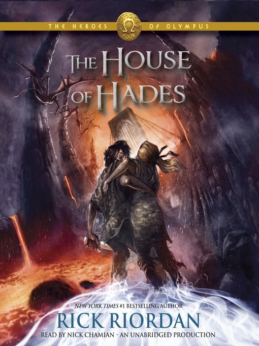 Title details for The House of Hades by Rick Riordan - Wait list