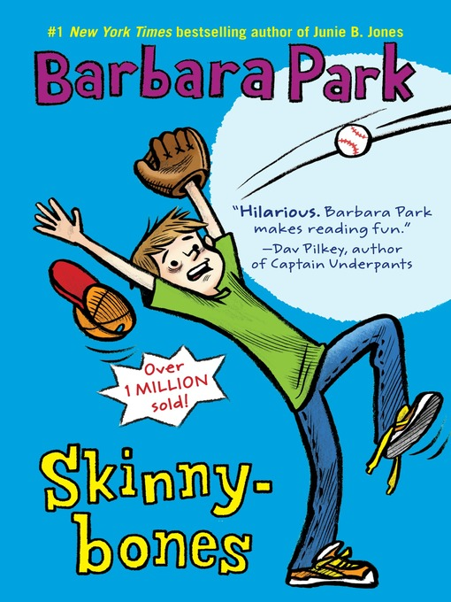 Title details for Skinnybones by Barbara Park - Available