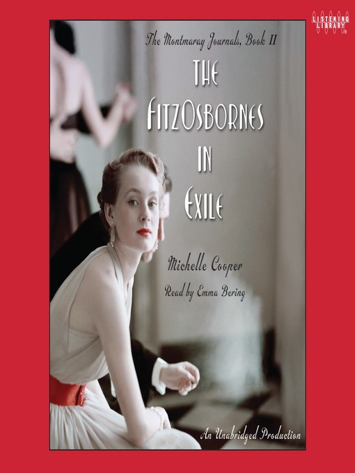 Title details for The FitzOsbornes in Exile by Michelle Cooper - Available