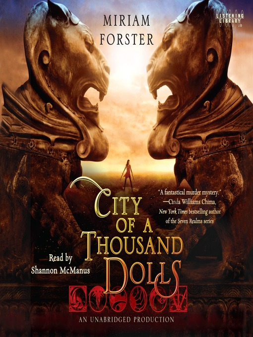 Title details for City of a Thousand Dolls by Miriam Forster - Wait list