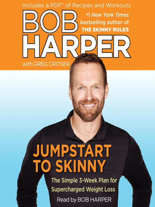 Title details for Jumpstart to Skinny by Bob Harper - Available
