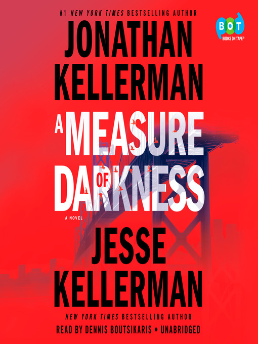 Title details for A Measure of Darkness by Jonathan Kellerman - Wait list