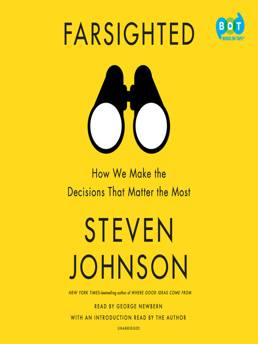 Title details for Farsighted by Steven Johnson - Available