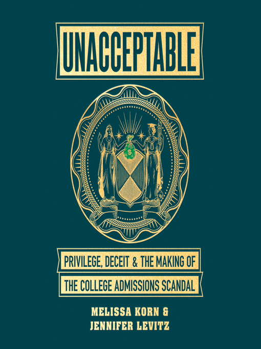 Title details for Unacceptable by Melissa Korn - Available