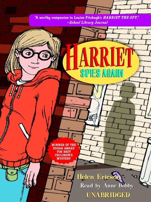 Title details for Harriet Spies Again by Louise Fitzhugh - Available