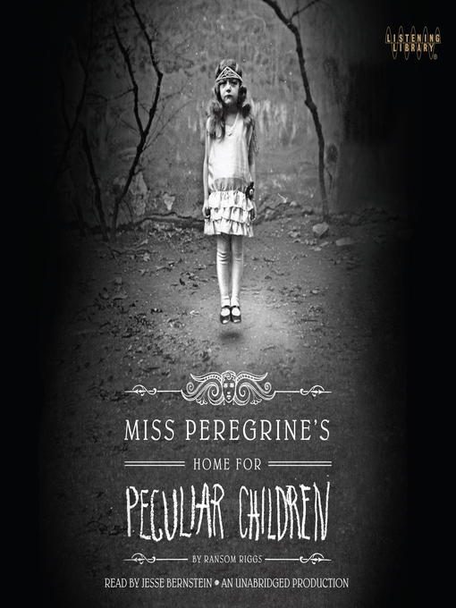 Titelansicht von Miss Peregrine's Home for Peculiar Children