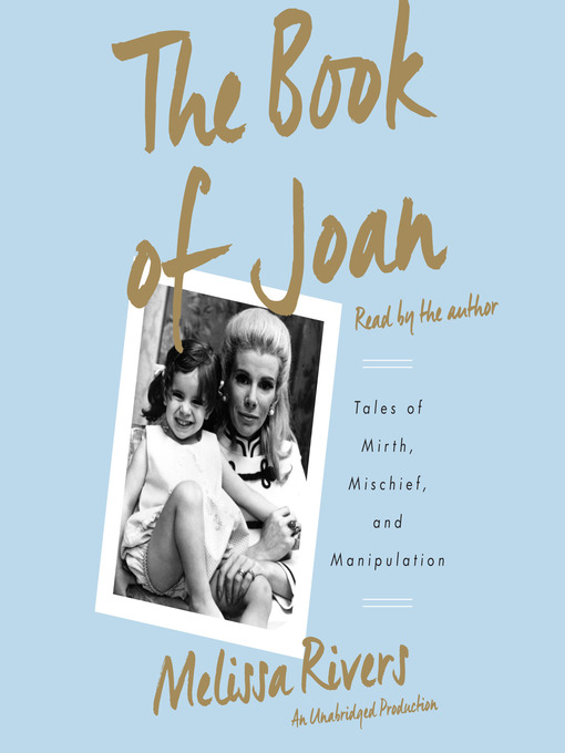 Title details for The Book of Joan by Melissa Rivers - Available