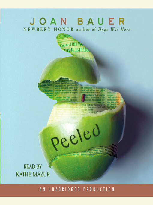 Title details for Peeled by Joan Bauer - Available