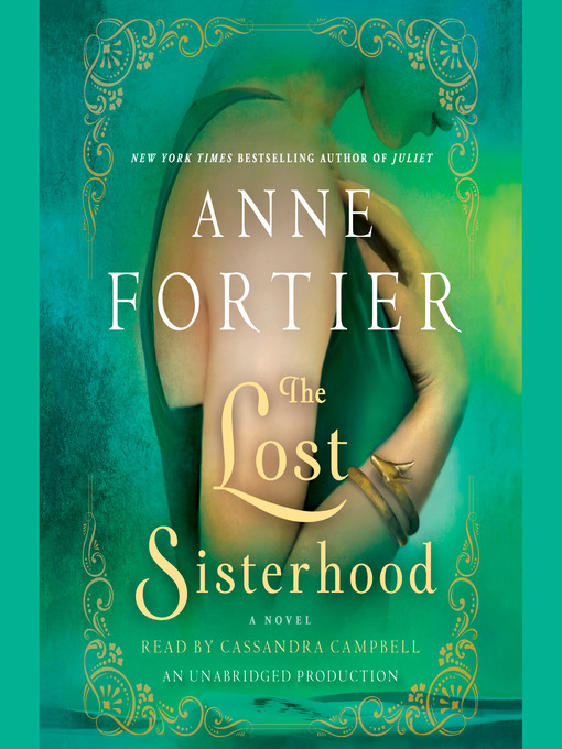 Title details for The Lost Sisterhood by Anne Fortier - Wait list