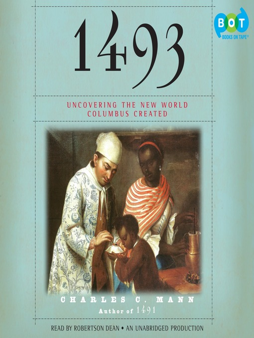 Title details for 1493 by Charles C. Mann - Available